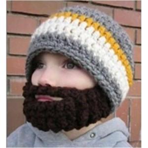 Čiapka s bradou pre deti