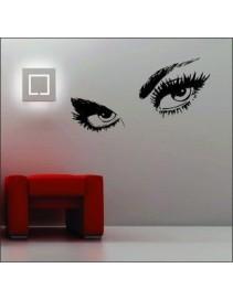 Dekorácia - oči