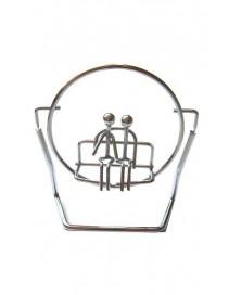 Darčeky - Balancujúca figúrka na stôl - zamilovaní