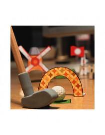 Minigolf pre šikovné ruky