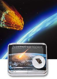 Železný meteorit nájdený v Argentíne