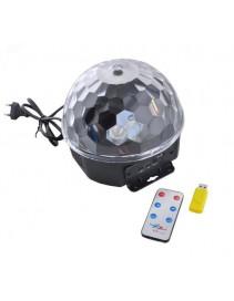 Disco LED guľa