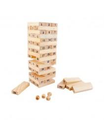 Rodinná hra Drevenná veža