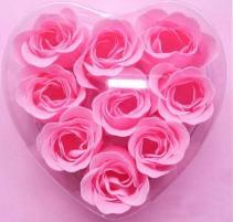 Okvetné listy ruží