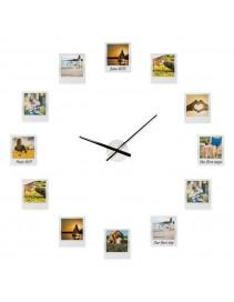 Foto hodiny - 12 fotiek