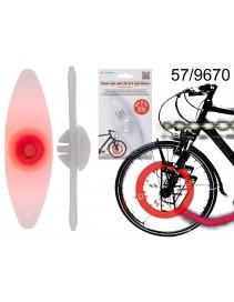 Svetlo na bicykel