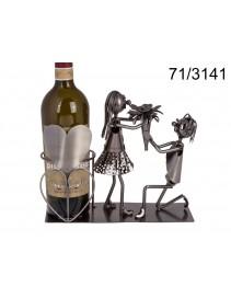 Stojan na víno - zamilovaný