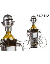 Stojan na víno - bicykel