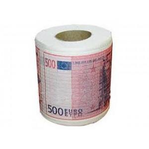 Toaletný papier 500 €