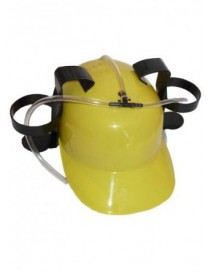 Pivná helma žltá