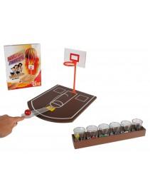 Alkoholoý basketbal + 6 pohárikov