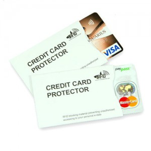 Ochrana bankomatovéj karty