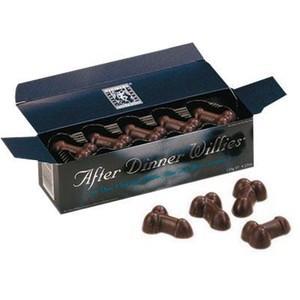 Bonboniera čokoládové penisy