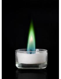 Magická sviečka - zelená