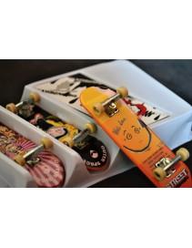 Prstový mini skateboard - 3 ks