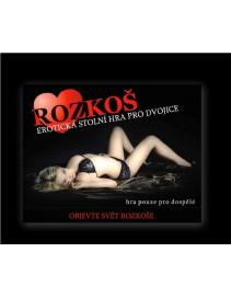 Darčeky - Erotická hra pre dospelých - ROZKOŠ
