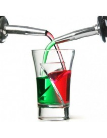 Sada panákov Twister shots - 5 ks